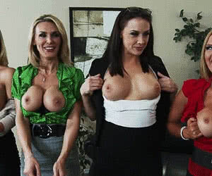 Tits Show animated GIF