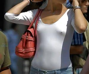 Candid And Nipple Slips