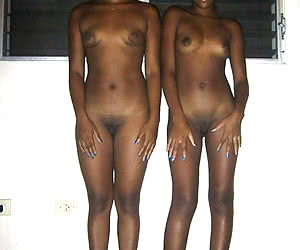 Ebony Teenagers