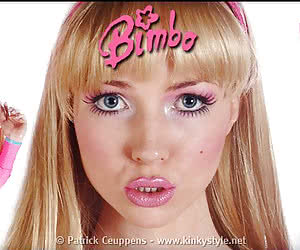 Category: stupid blond bimbo